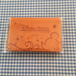 ディズニー(Disney)の新品 ディズニー ホテル (名刺入れ/定期入れ)