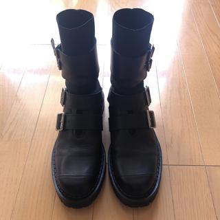 クリスヴァンアッシュ(KRIS VAN ASSCHE)のクリスヴァンアッシュ ブーツ サイズ41(スニーカー)