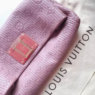 ルイヴィトン(LOUIS VUITTON)の美品!正規ヴィトン  アルタイール クラッチバッグ(クラッチバッグ)