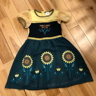 ディズニー(Disney)のアナ ドレス(ワンピース)