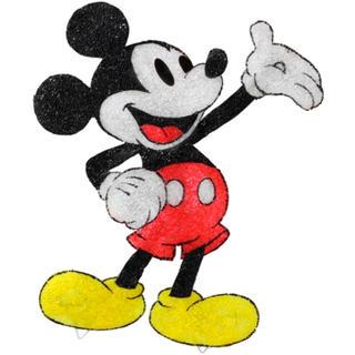 ディズニー(Disney)のジュジュ様専用!!ミッキーとミニーセット(その他)