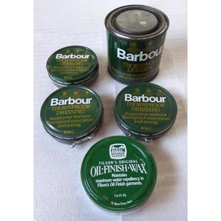 バーブァー(Barbour)のBarbour & FILSON リプルーフ用オイル(その他)