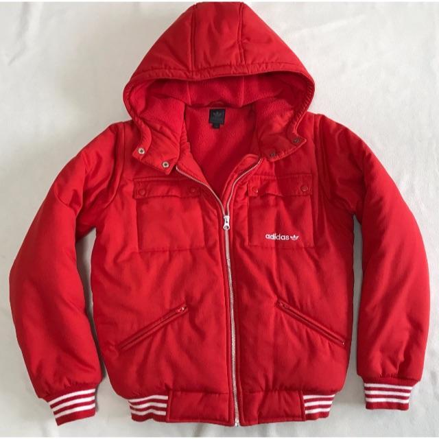 adidas(アディダス)の90' アディダス オリジナルス 中綿入りジャケット M レディースのジャケット/アウター(ダウンジャケット)の商品写真
