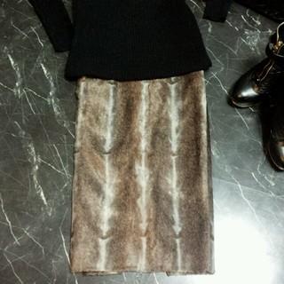 ドルチェアンドガッバーナ(DOLCE&GABBANA)の♡正規品D&Gロングスカート♡(ロングスカート)