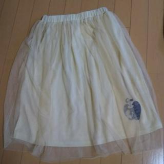 シマムラ(しまむら)のレディース スカート 白雪姫(ひざ丈スカート)