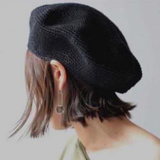 ジョンリンクス(jonnlynx)のfumika uchida ベレー フミカウチダ  (ハンチング/ベレー帽)