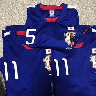 日本代表応援ユニフォーム3点(サッカー)