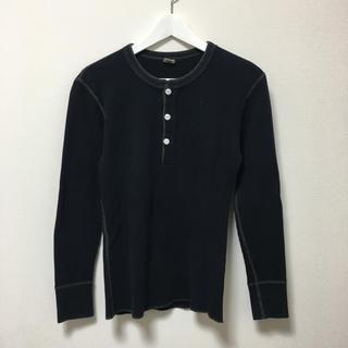 ザリアルマッコイズ(THE REAL McCOY'S)のJOE McCOY サーマル ヘンリーネック ロンT(Tシャツ/カットソー(七分/長袖))
