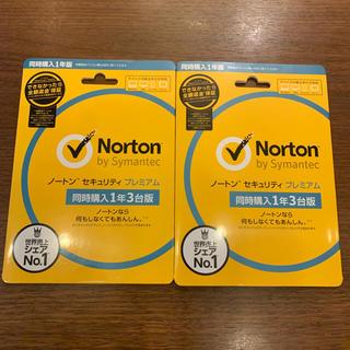 ノートン(Norton)のノートンセキュリティプレミアム 1年3台版 (PC周辺機器)