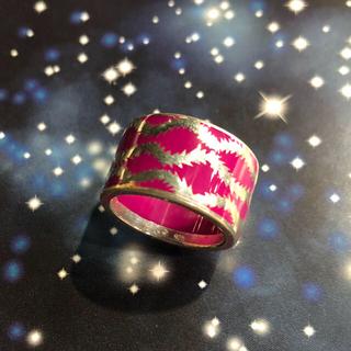 ヴィヴィアンウエストウッド(Vivienne Westwood)の新品 廃盤 スクイグル リング(リング(指輪))