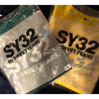 スウィートイヤーズ(SWEET YEARS)のSY32 ノベルティ Tシャツ 2枚セット(Tシャツ/カットソー(半袖/袖なし))
