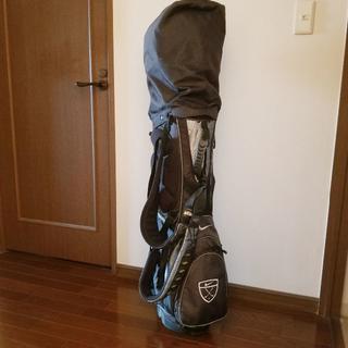 ナイキ(NIKE)のNIKE IZZO ゴルフキャディバッグ スタンド型 7分割口 軽量 ブラック(バッグ)