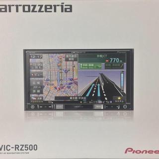 パイオニア(Pioneer)のPioneer carrozzeria 楽ナビ AVIC-RZ500(カーナビ/カーテレビ)