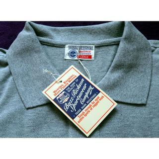 バズリクソンズ(Buzz Rickson's)のBuzz Rickson'sポロシャツ BR74943 グレー(ポロシャツ)