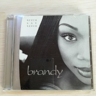 Brandy アルバム Never say never(R&B/ソウル)