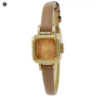 カバンドズッカ(CABANE de ZUCCa)のCABANE de ZUCCa 腕時計 キャラメル(腕時計)