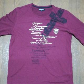 セマンティックデザイン(semantic design)のセマンティックデザインロングTシャツ(Tシャツ/カットソー(七分/長袖))