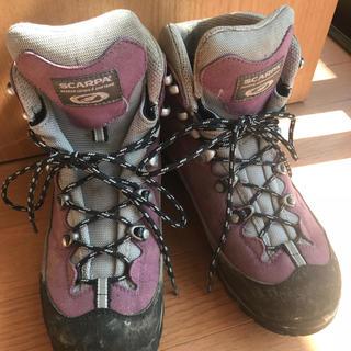 スカルパ(SCARPA)の登山靴 スカルパ 値下げ(登山用品)