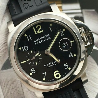 オフィチーネパネライ(OFFICINE PANERAI)のパネライ PANERAI ルミノール  腕時計 メンズ (腕時計(アナログ))