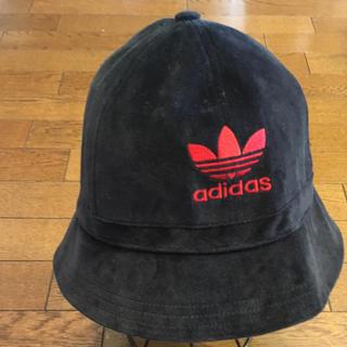 アディダス(adidas)のadidas  ハット 美品(ハット)