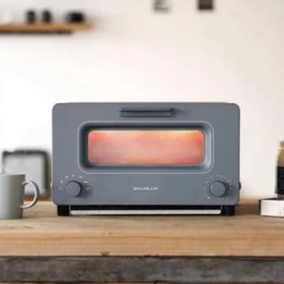 バルミューダ(BALMUDA)のバルミューダ トースター(調理機器)