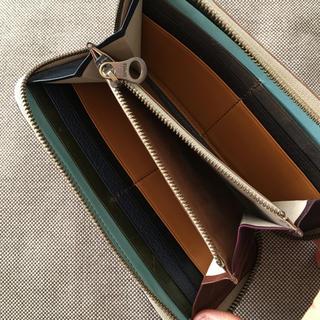 カンペール(CAMPER)のカンペール  ラウンドジップ長財布(財布)