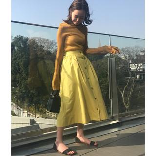 デミルクスビームス(Demi-Luxe BEAMS)の未使用 デミルクスビームス スカート(ひざ丈スカート)