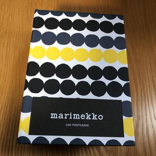 マリメッコ(marimekko)のmarimekko ポストカード 3枚セット!(印刷物)