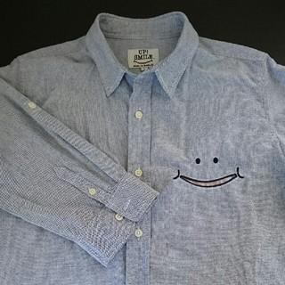 アップスタート(UPSTART)のUPSTART七分袖シャツ(シャツ)