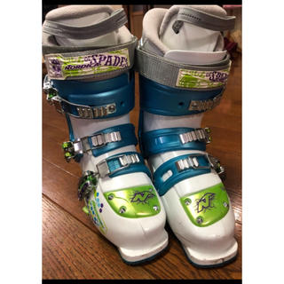 スキーブーツ  packt様専用(ブーツ)