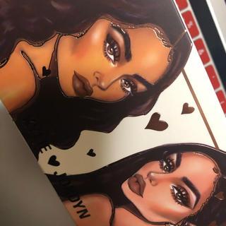 カイリーコスメティックス(Kylie Cosmetics)の【新品未使用】kyliecosmetics☆kylie×jordan(アイシャドウ)