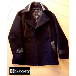 サブサエティ(Subciety)のSubciety Pコート XL(ピーコート)
