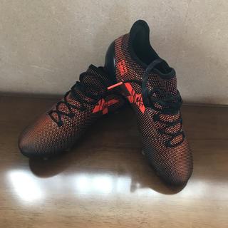 アディダス(adidas)のアディダスサッカースパイク X18.1FG/AG(サッカー)