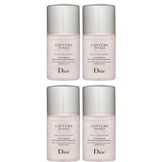 check out 022da 30cee Dior 【ミニサイズ】カプチュール トータルセルラーローション 30ml×4個
