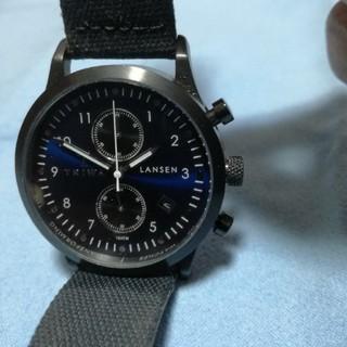 トリワ(TRIWA)のTRIWA  LANSEN(トリワ)稼働品(腕時計(アナログ))