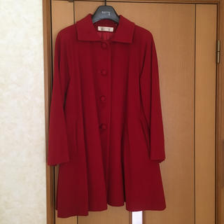 KETTY  赤コート