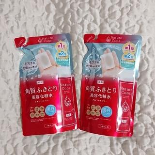 ナリスアップコスメティックス(ナリスアップコスメティックス)の2個 ネイチャーコンク 薬用クリアローション 詰め替え用 180mL(化粧水 / ローション)