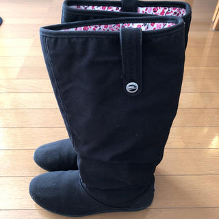 アディダス(adidas)のレア商品 春アディダスブーツ23.5センチ(ブーツ)