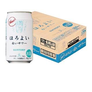 サントリー ほろよい【白いサワー】 [ チューハイ 350mlx24本 ](リキュール/果実酒)