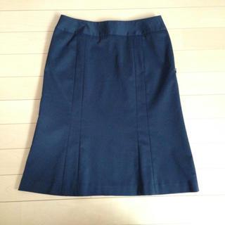 ミッシェルクラン(MICHEL KLEIN)のスーツ スカート ミッシェルクラン 黒(スーツ)