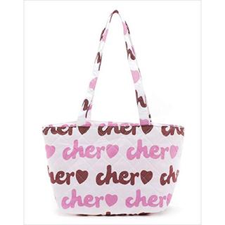 シェル(Cher)の新品*cher (トートバッグ)