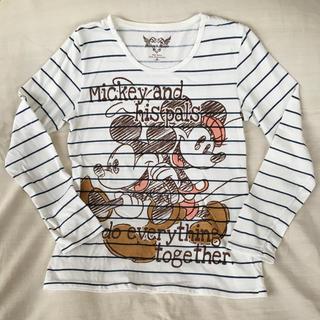 ディズニー(Disney)の★★ミッキー&ミニー ロンT★★(Tシャツ(長袖/七分))