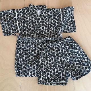 甚平 日本製 100cm(甚平/浴衣)