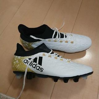 アディダス(adidas)の専用アディダスサッカースパイク27、5(サッカー)