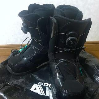 ケーツー(K2)の【美品】27cm☆K2☆スノーボードブーツ(ブーツ)