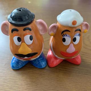 ディズニー(Disney)のポテトヘッド 塩胡椒入れ(容器)
