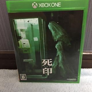 エックスボックス(Xbox)の【XBOX ONE】死印(家庭用ゲームソフト)