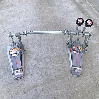 パール(pearl)のPearl P-3002D デーモンドライブ  ツインペダル (ペダル)