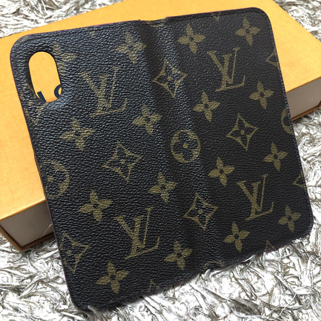 LOUIS VUITTON - 【LOUIS VUITTON】iPhoneXケースの通販 by snaoko|ルイヴィトンならラクマ