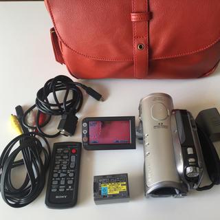 ソニー(SONY)のソニーデジタルハイビジョンビデオカメラHDR-HC3(ビデオカメラ)
